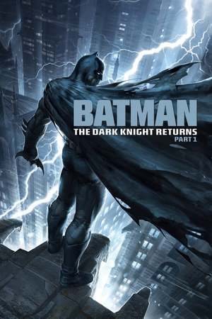 Poster: Batman: The Dark Knight Returns, Teil 1
