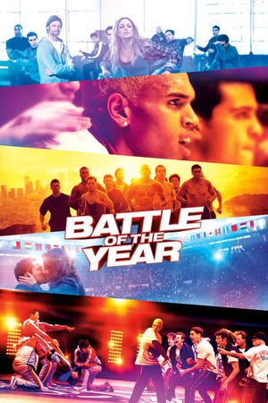 Poster: Battle of the Year