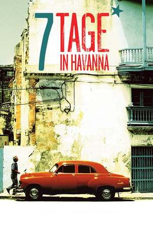 Poster: 7 Tage in Havanna