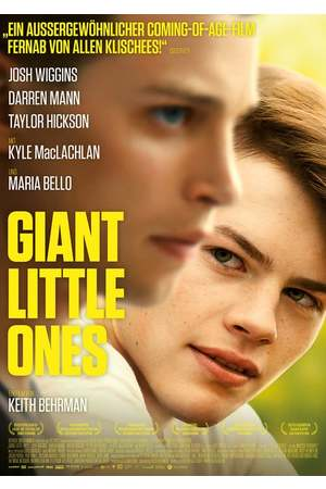 Poster: Giant Little Ones