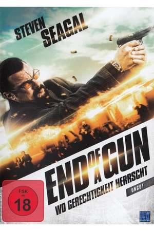 Poster: End of a Gun