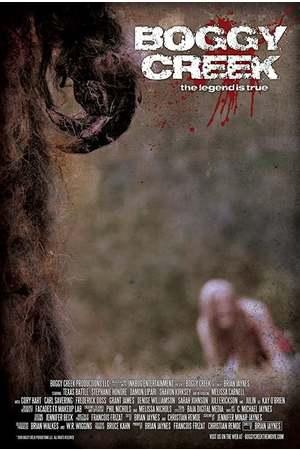 Poster: Boggy Creek - Das Bigfoot Massaker