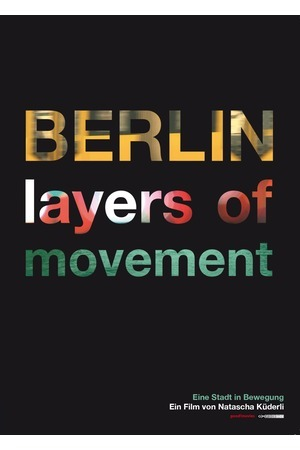 Poster: Berlin layers of movement
