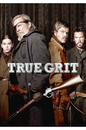 Poster: True Grit
