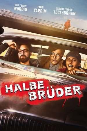 Poster: Halbe Brüder
