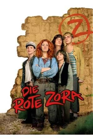 Poster: Die rote Zora