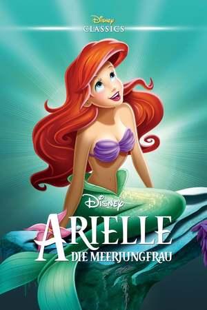Poster: Arielle, die Meerjungfrau