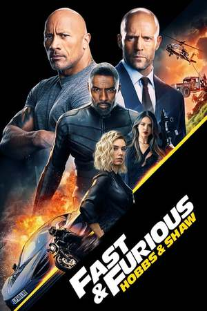 Poster: Fast & Furious: Hobbs & Shaw