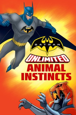 Poster: Batman Unlimited: Animal Instincts