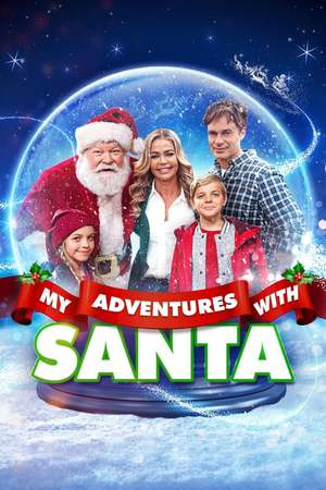 Poster: My Adventures with Santa