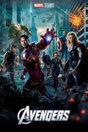 Poster: Marvel's The Avengers