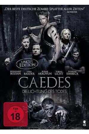 Poster: Caedes - Die Lichtung des Todes