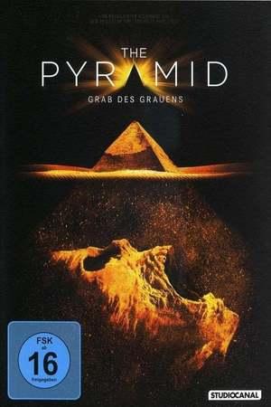 Poster: The Pyramid - Grab des Grauens