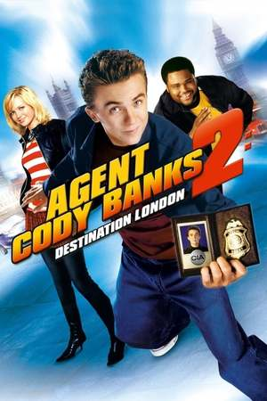 Poster: Agent Cody Banks 2: Mission London
