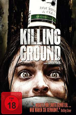 Poster: Killing Ground