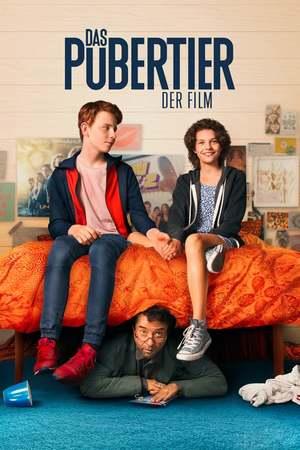 Poster: Das Pubertier - Der Film