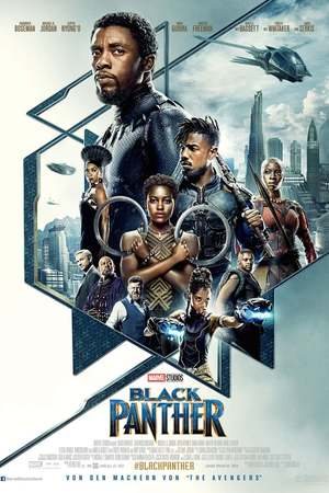 Poster: Black Panther