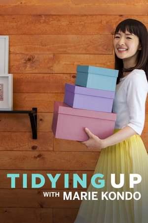 Poster: Aufräumen mit Marie Kondo