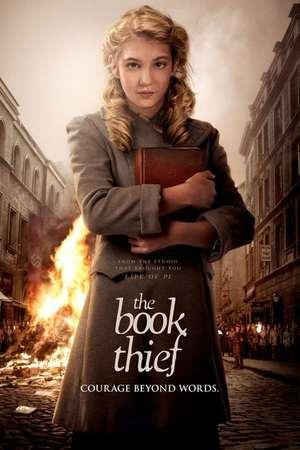 Poster: Die Bücherdiebin