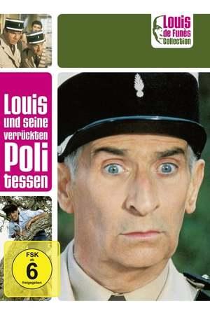 Poster: Louis und seine verrückten Politessen