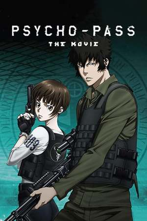 Poster: Psycho-Pass: The Movie