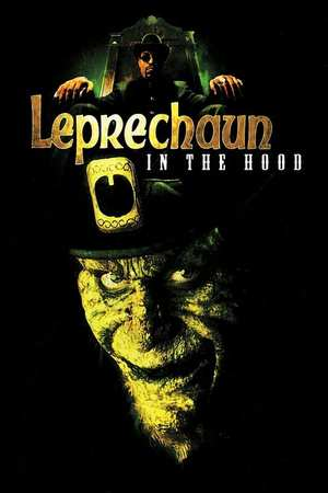 Poster: Leprechaun 5 - In the Hood