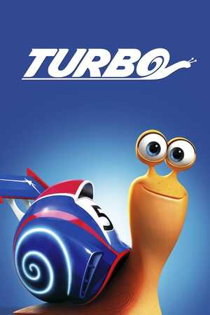 Poster: Turbo - Kleine Schnecke, großer Traum