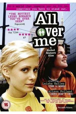 Poster: All Over Me