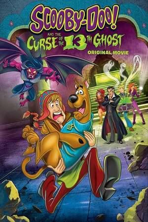Poster: Scooby-Doo! und der Fluch des 13. Geistes