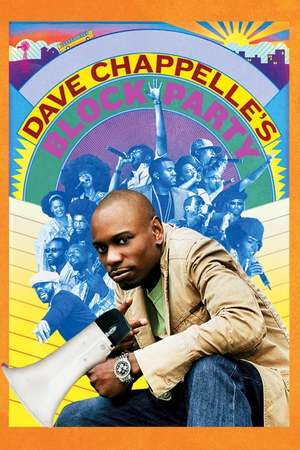 Poster: Dave Chappelle's Block Party