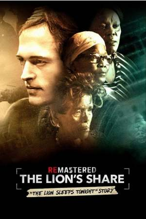 Poster: ReMastered: The Lion's Share