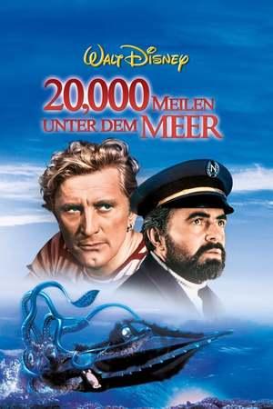 Poster: 20.000 Meilen unter dem Meer
