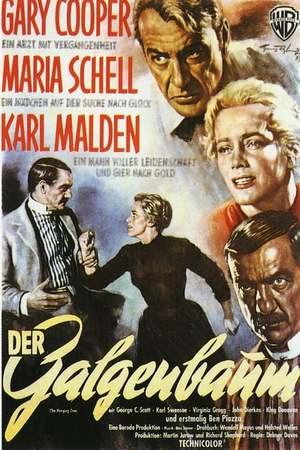 Poster: Der Galgenbaum
