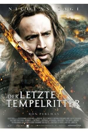 Poster: Der letzte Tempelritter