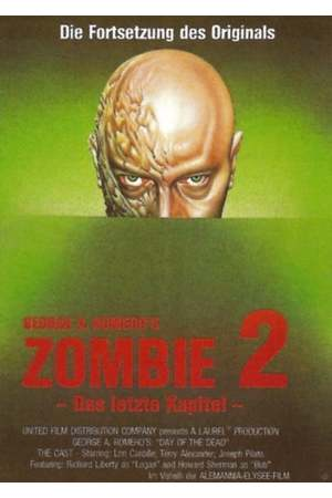 Poster: Zombie 2 - Das letzte Kapitel