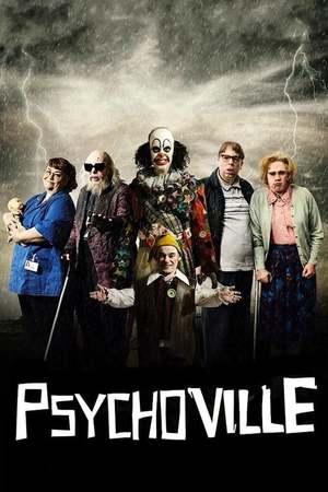 Poster: Psychoville