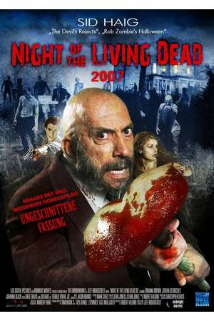 Poster: Night of the Living Dead 3D