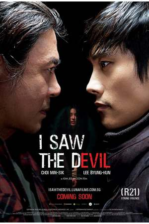 Poster: I Saw the Devil