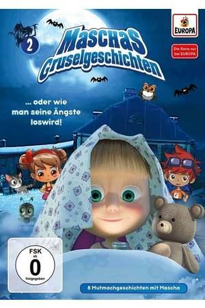 Poster: Maschas Gruselgeschichten