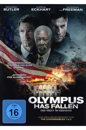 Poster: Olympus Has Fallen - Die Welt in Gefahr