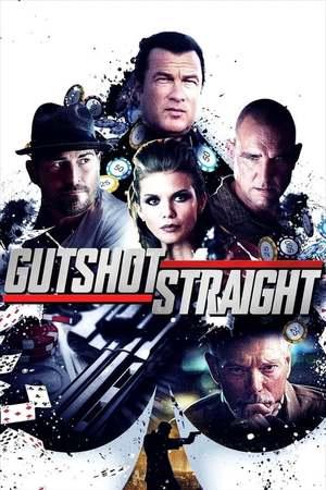 Poster: Gutshot Straight - Gnadenloses Spiel