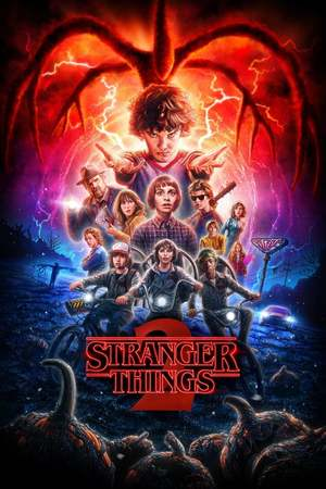 Poster: Stranger Things