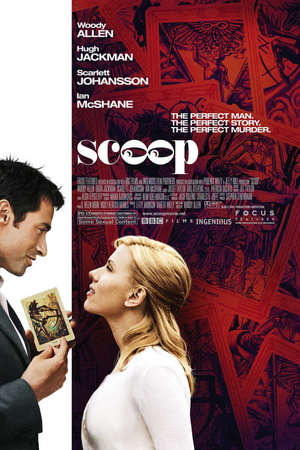 Poster: Scoop - Der Knüller
