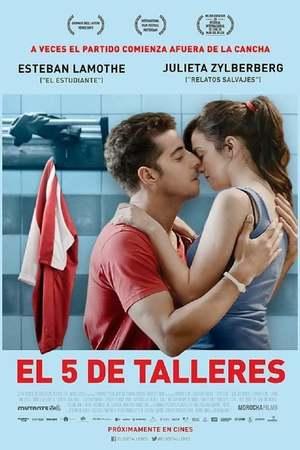 Poster: Der Spieler mit der Nummer 5