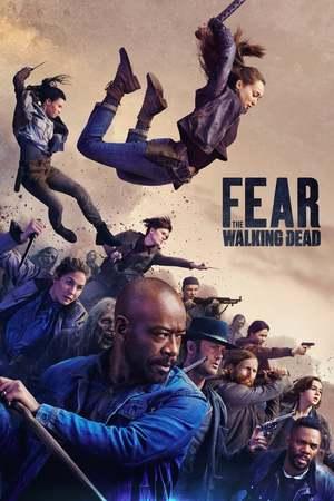 Poster: Fear the Walking Dead