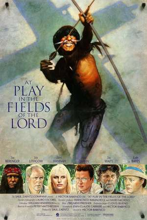 Poster: At Play in the Fields of the Lord