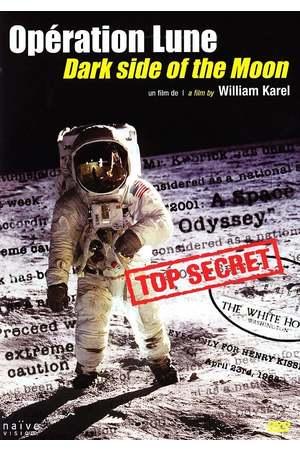 Poster: Kubrick, Nixon und der Mann im Mond