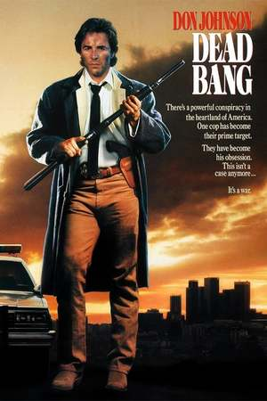 Poster: Dead Bang - Kurzer Prozess