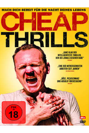 Poster: Cheap Thrills