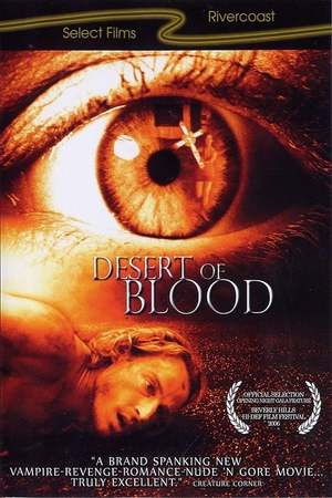 Poster: Desert of Blood - Nachtritter